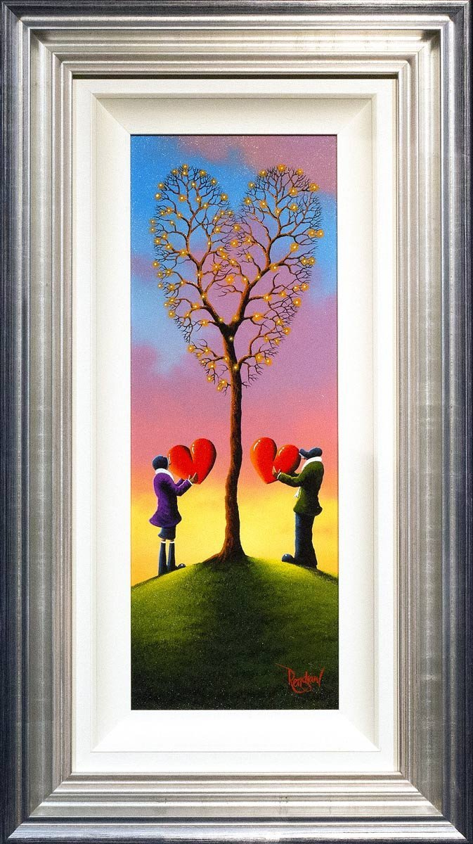 Growing Together - SOLD David Renshaw