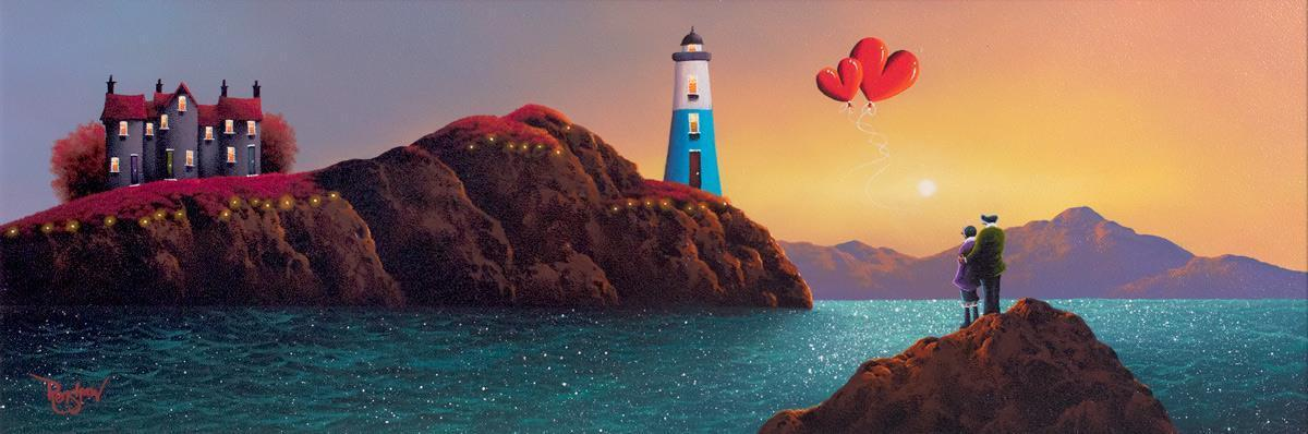 Guide Us Home - Original David Renshaw