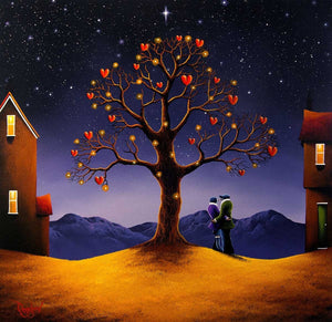 Guiding Light - SOLD David Renshaw