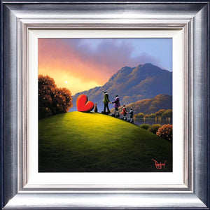 Hand in Hand - Edition David Renshaw