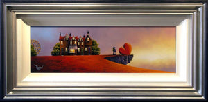 Happy Ever After - SOLD David Renshaw