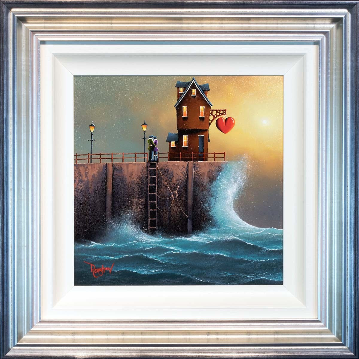 Haven Bay - SOLD David Renshaw