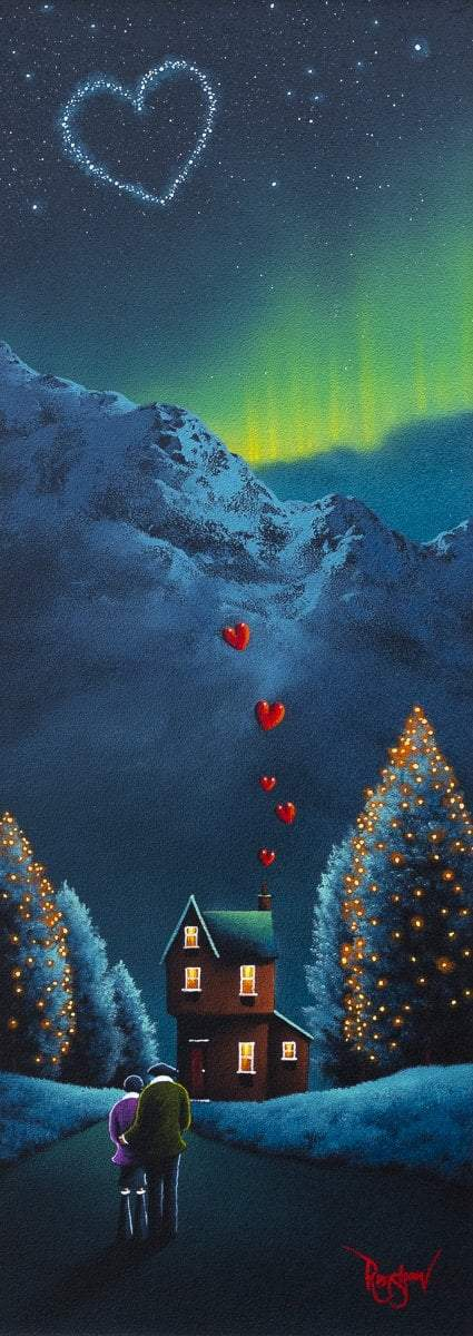 Heading Home David Renshaw Framed