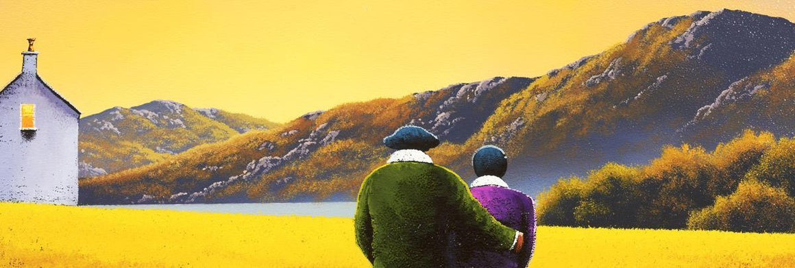 Heart Of Gold - Original David Renshaw