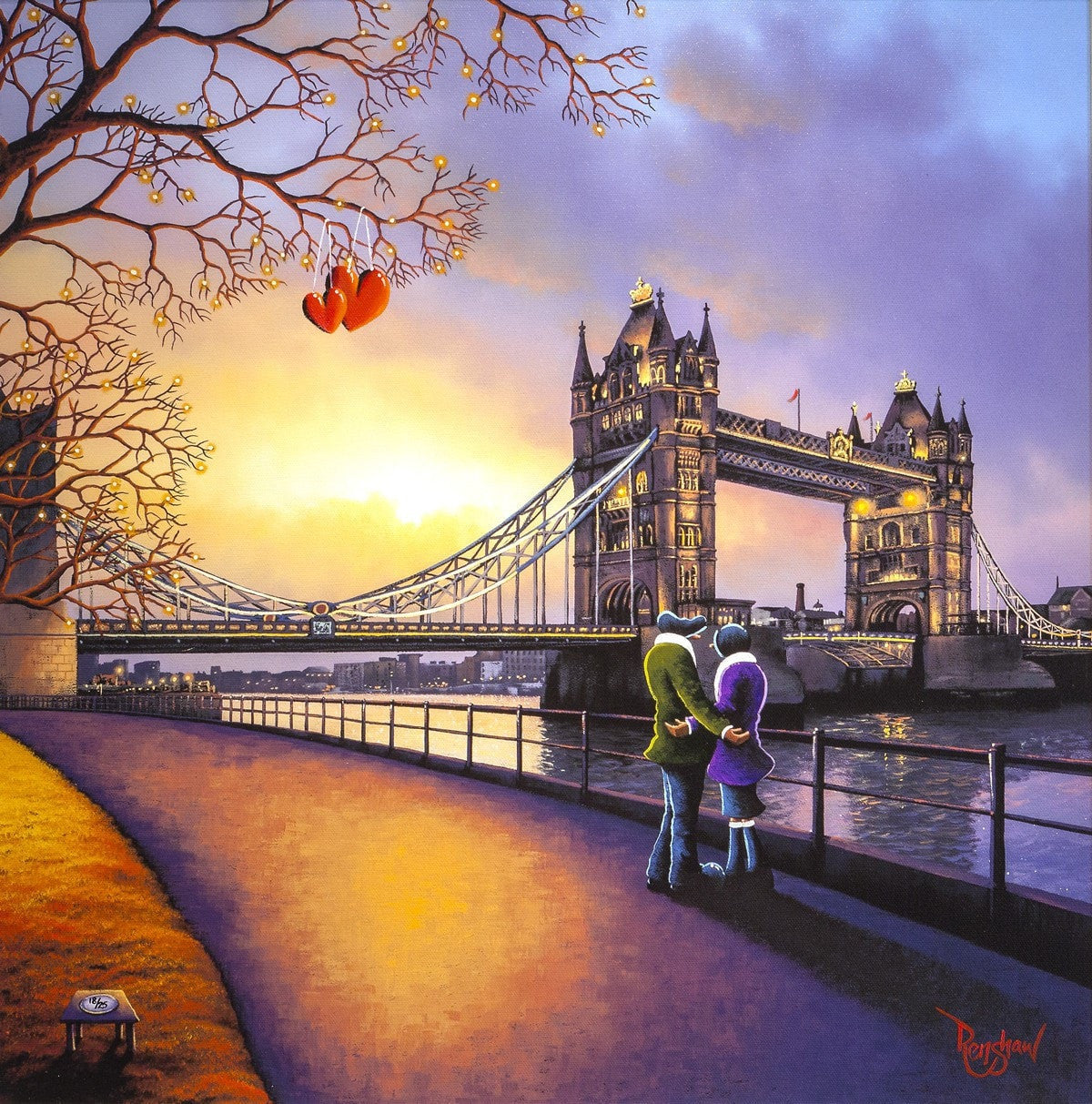 Heart of London - Edition David Renshaw