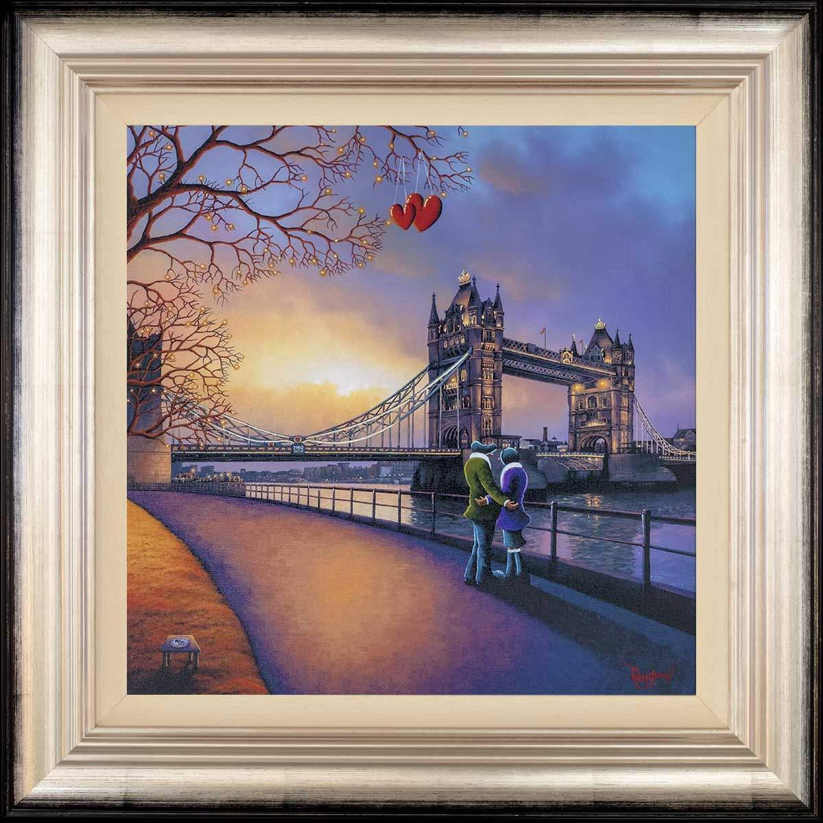 Heart of London - Edition - Rare David Renshaw