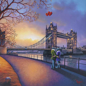 Heart of London - Edition - Rare David Renshaw Edition 1