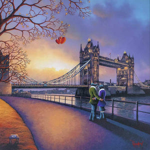 Heart of London - Edition - Rare David Renshaw Edition 2