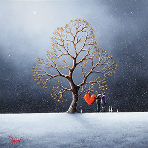 Heartwarming - SOLD David Renshaw
