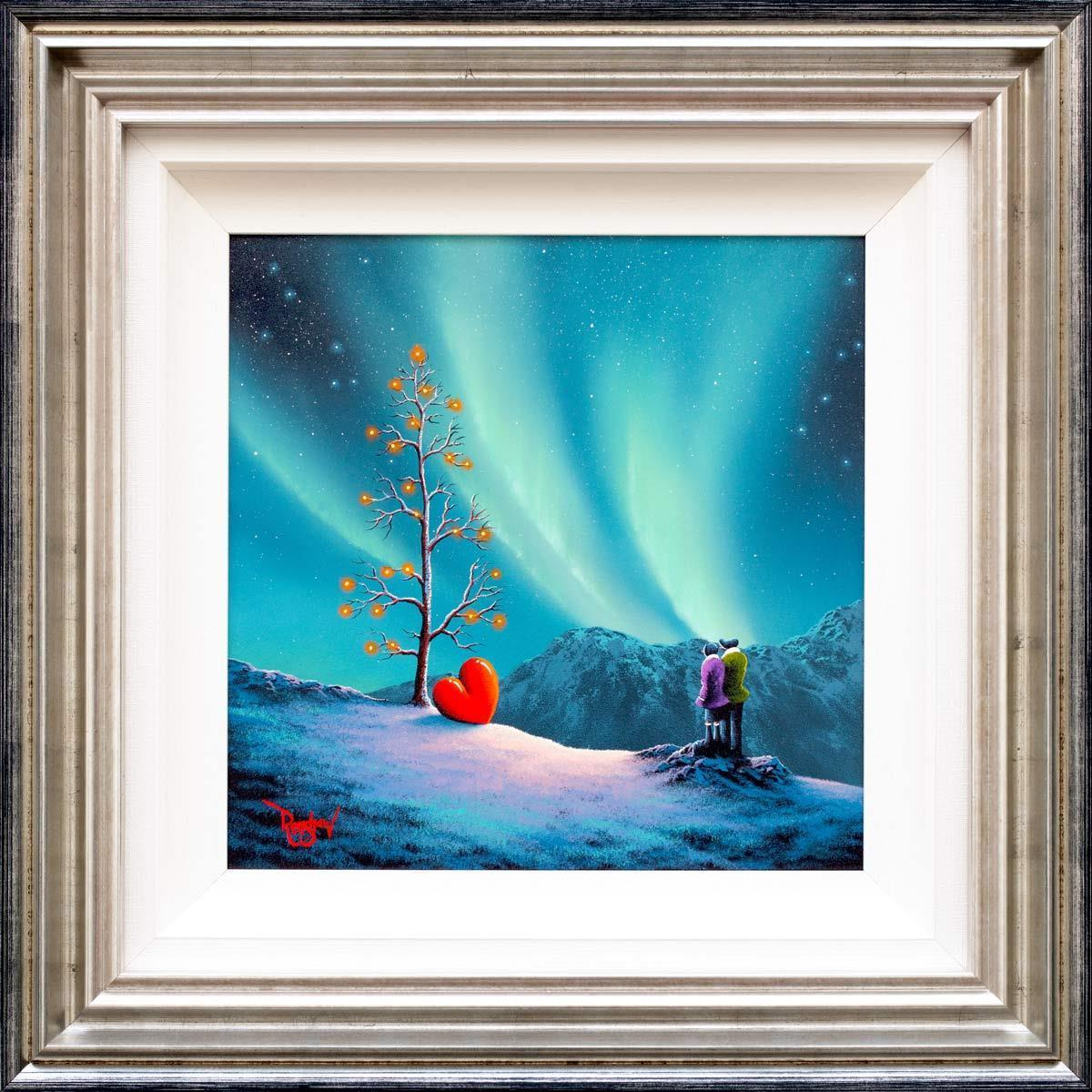 Heaven Sent - Original - SOLD David Renshaw