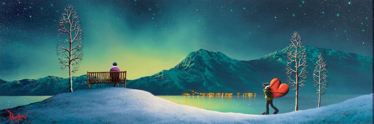 Here For The Long Run - Original David Renshaw