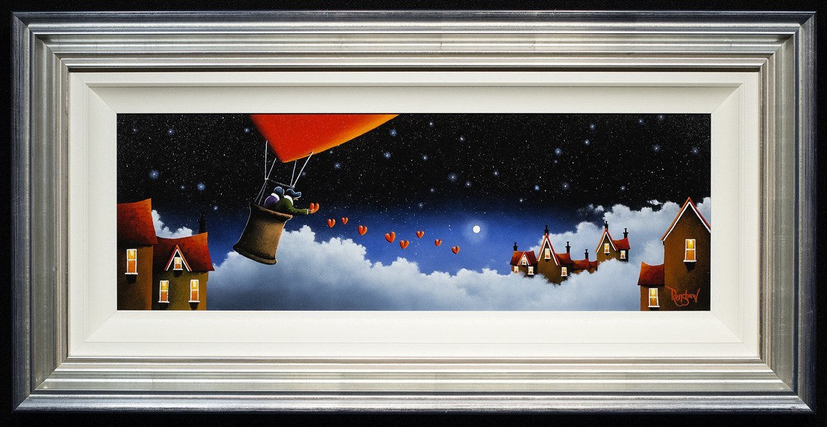High in the Sky - SOLD David Renshaw