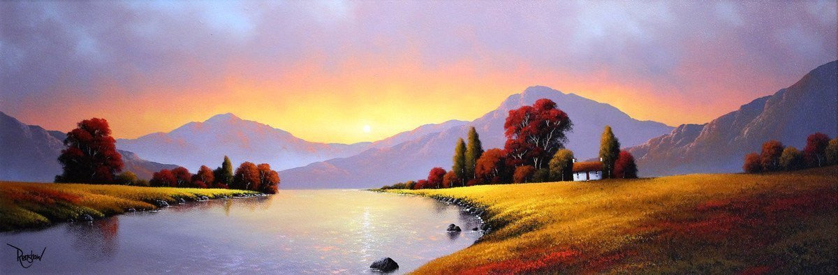 Highland Skies - SOLD David Renshaw