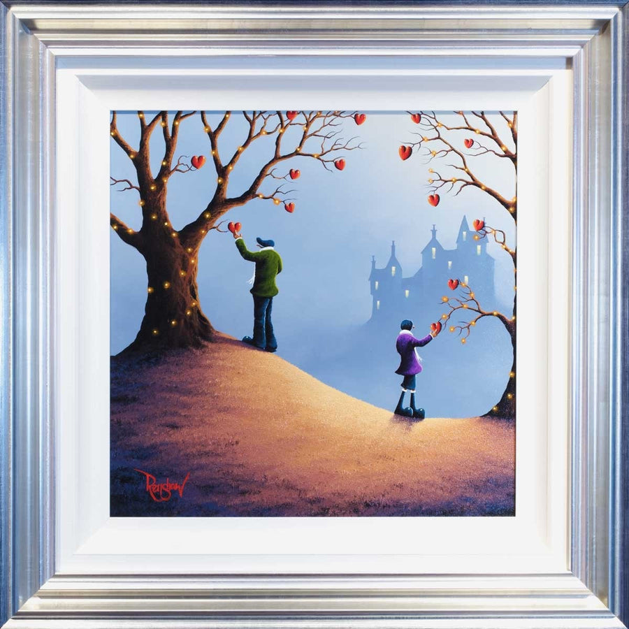 His Lordship's Orchard - SOLD David Renshaw
