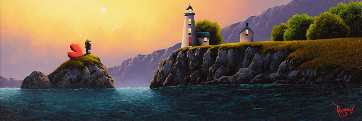 Hold me at the Lighthouse David Renshaw