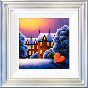 Home and Heart David Renshaw Framed