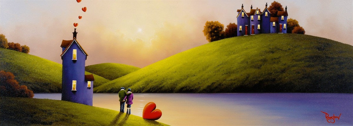 Home Beside the Lake David Renshaw