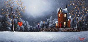 Home for Christmas - SOLD David Renshaw