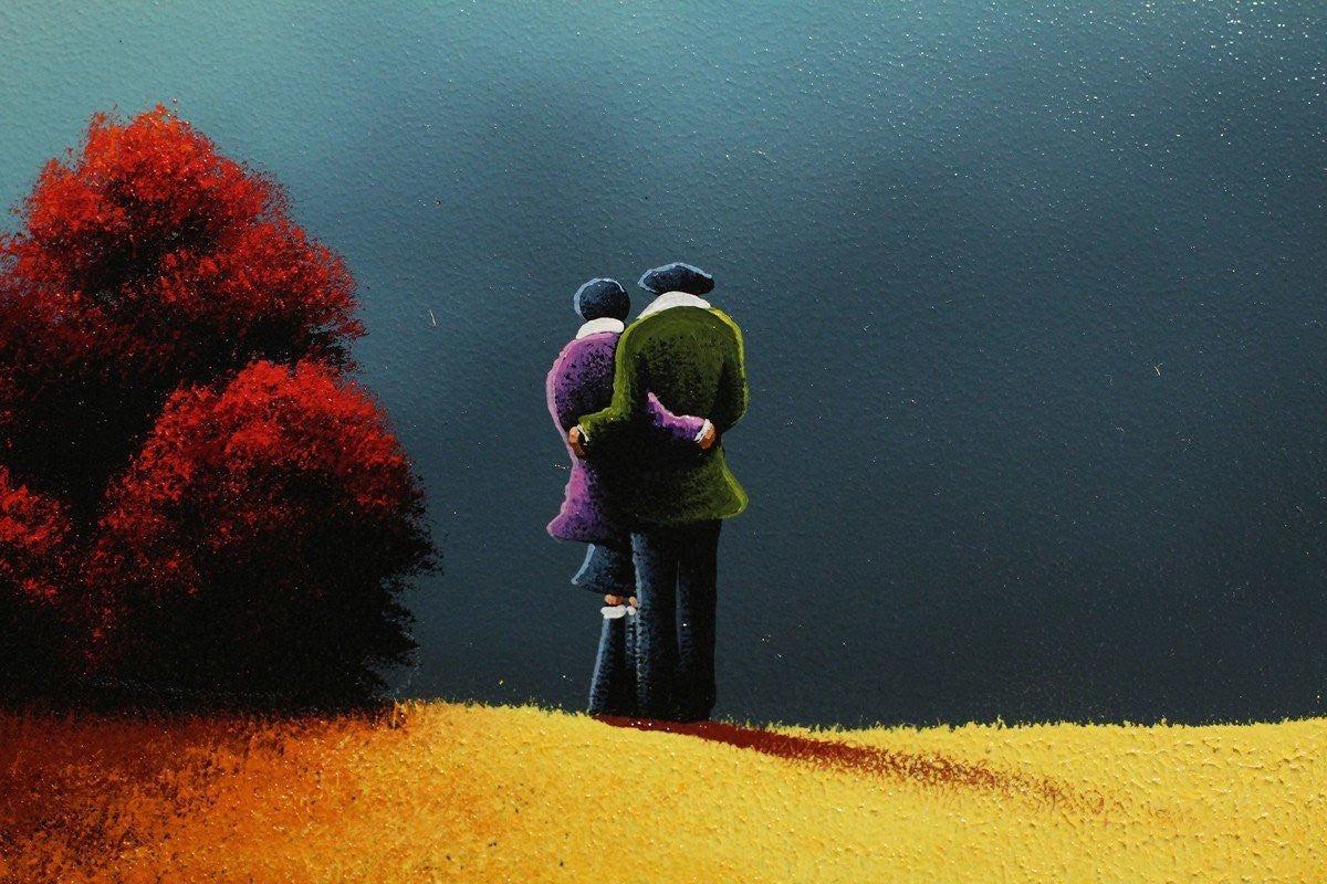 I'll Be Right Beside You - SOLD David Renshaw