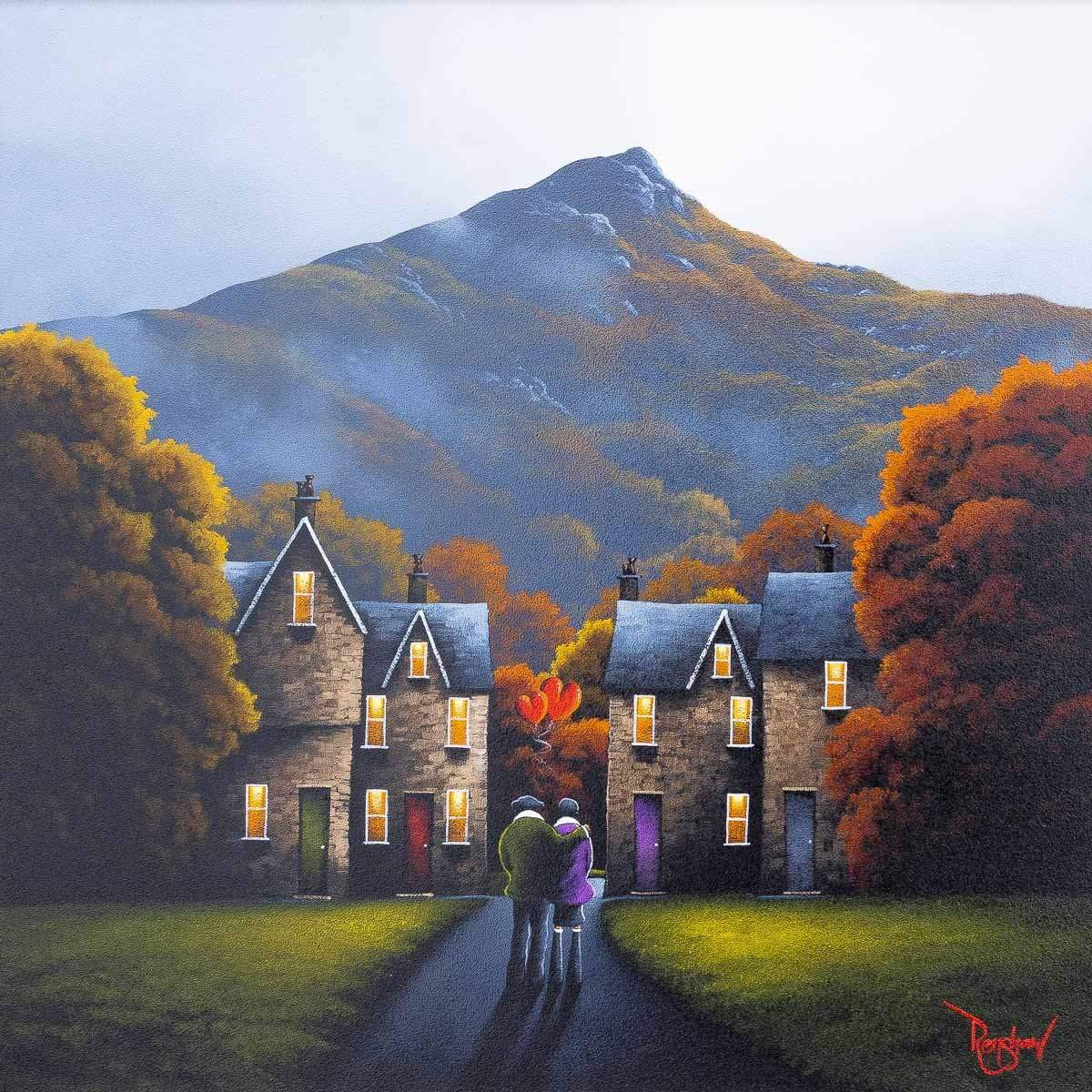 I'm Yours David Renshaw Framed