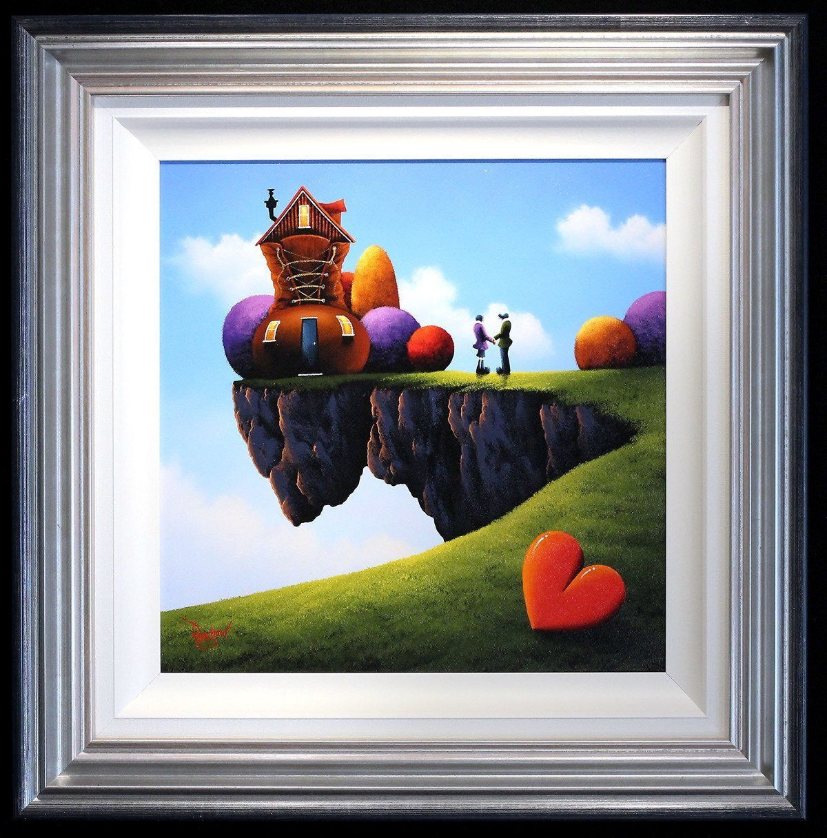 If The Shoe Fits! David Renshaw