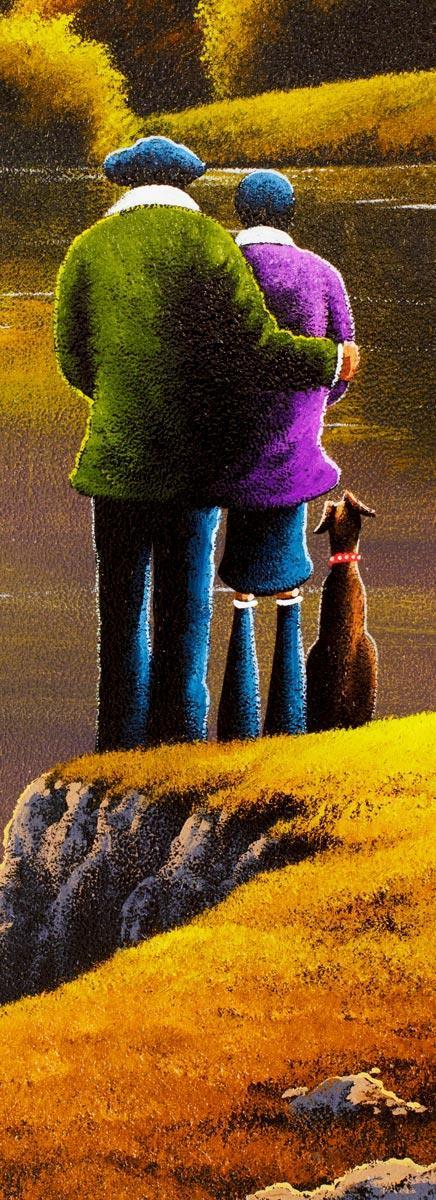Lake Of Love - Original David Renshaw