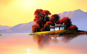 Lake View I - SOLD David Renshaw