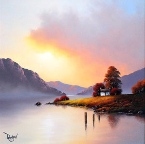 Lake View II - SOLD David Renshaw