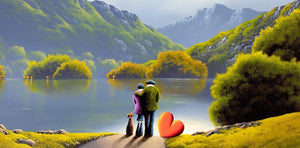 Lakeside Adventure David Renshaw