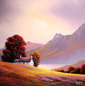 Lakeside Retreat I - SOLD David Renshaw