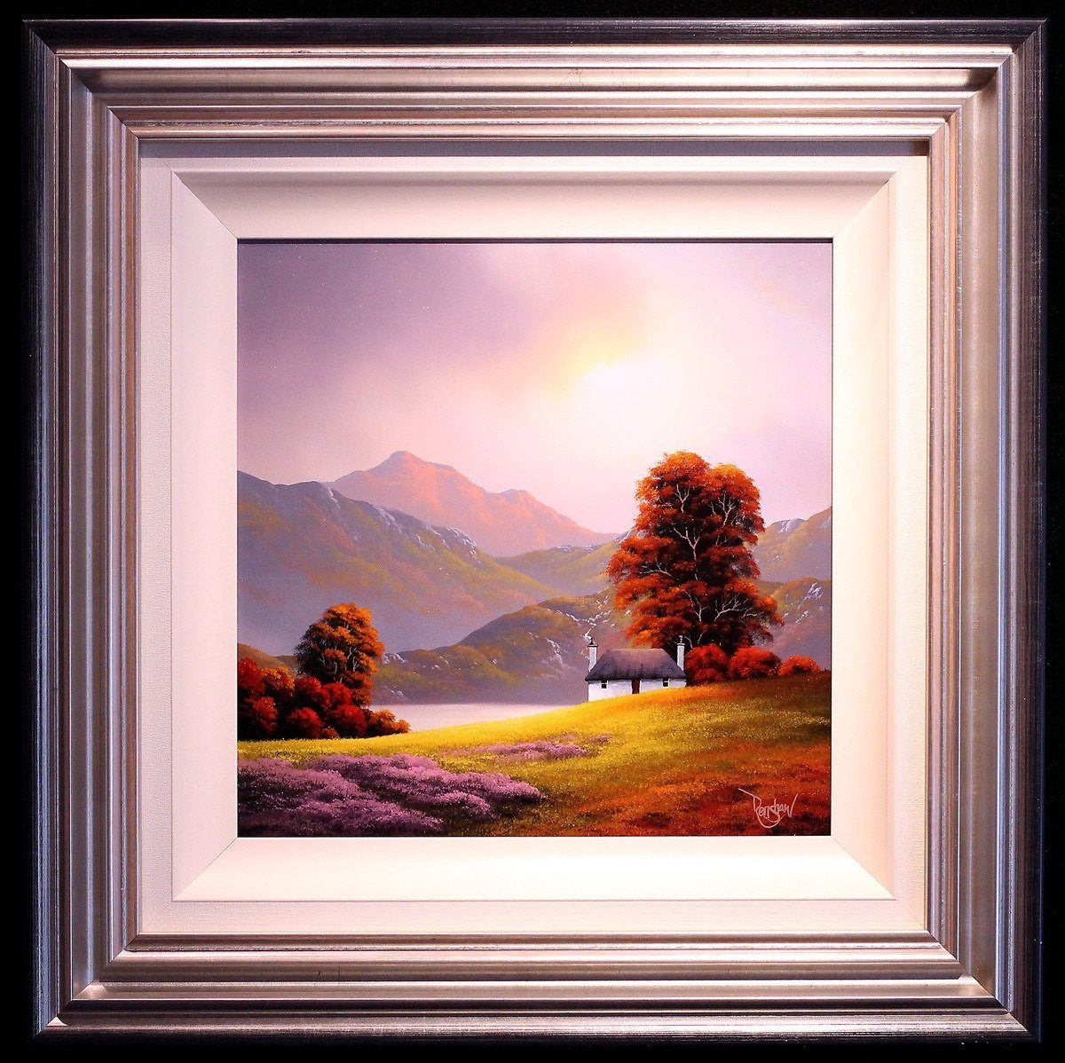 Lakeside Retreat II - SOLD David Renshaw