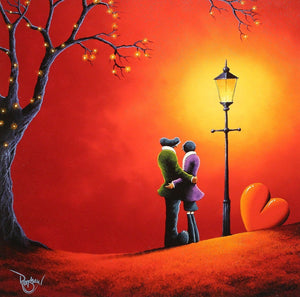 Late Night Love - SOLD David Renshaw