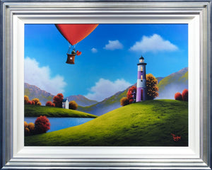 Learning to Fly David Renshaw