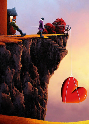 Lifting Love - SOLD David Renshaw