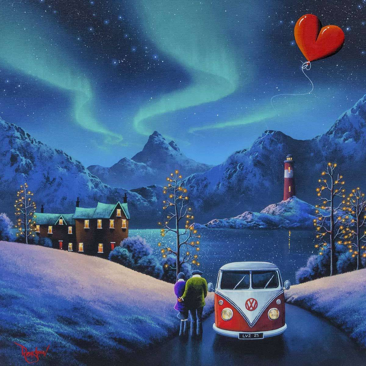 Lights and Dreams - LAST EDITION David Renshaw Edition 2