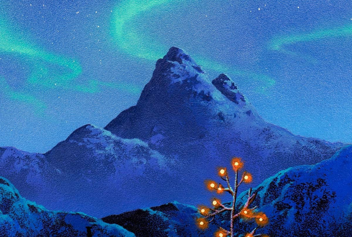 Lights and Dreams - Limited Edition David Renshaw