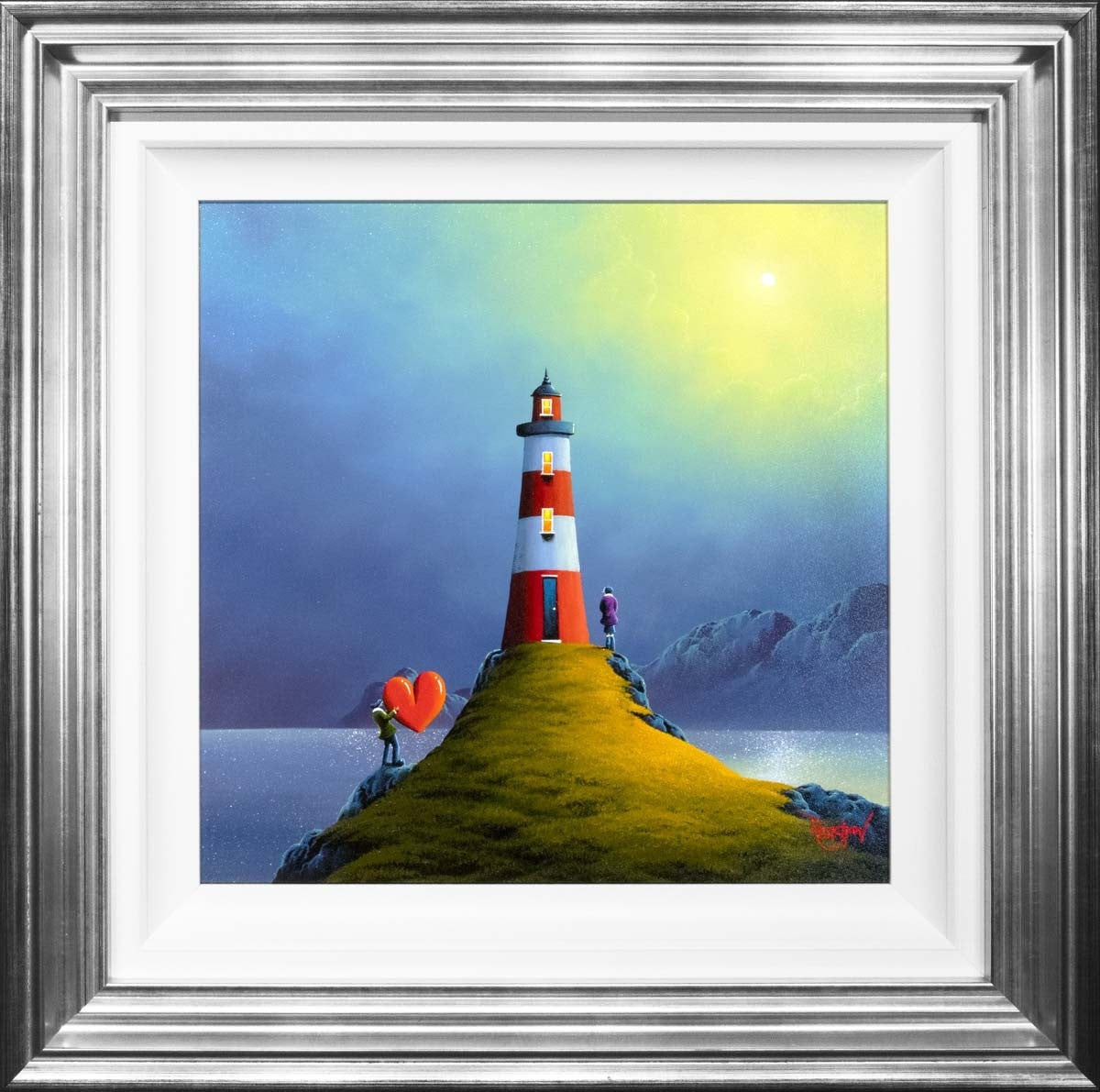 Lodestar - SOLD David Renshaw