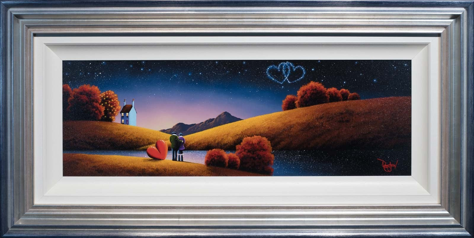 Looking to the Future - SOLD David Renshaw