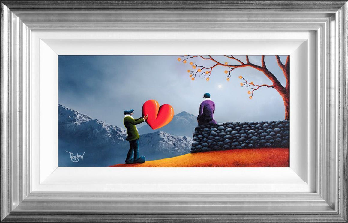 Love and Sharing - Original David Renshaw