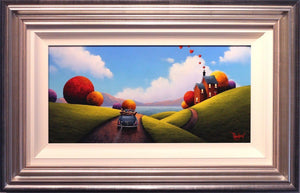 Love at the Waters Edge - SOLD David Renshaw