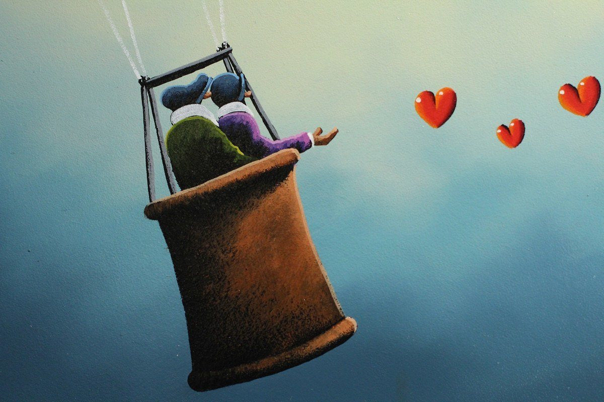 Love For You - SOLD David Renshaw
