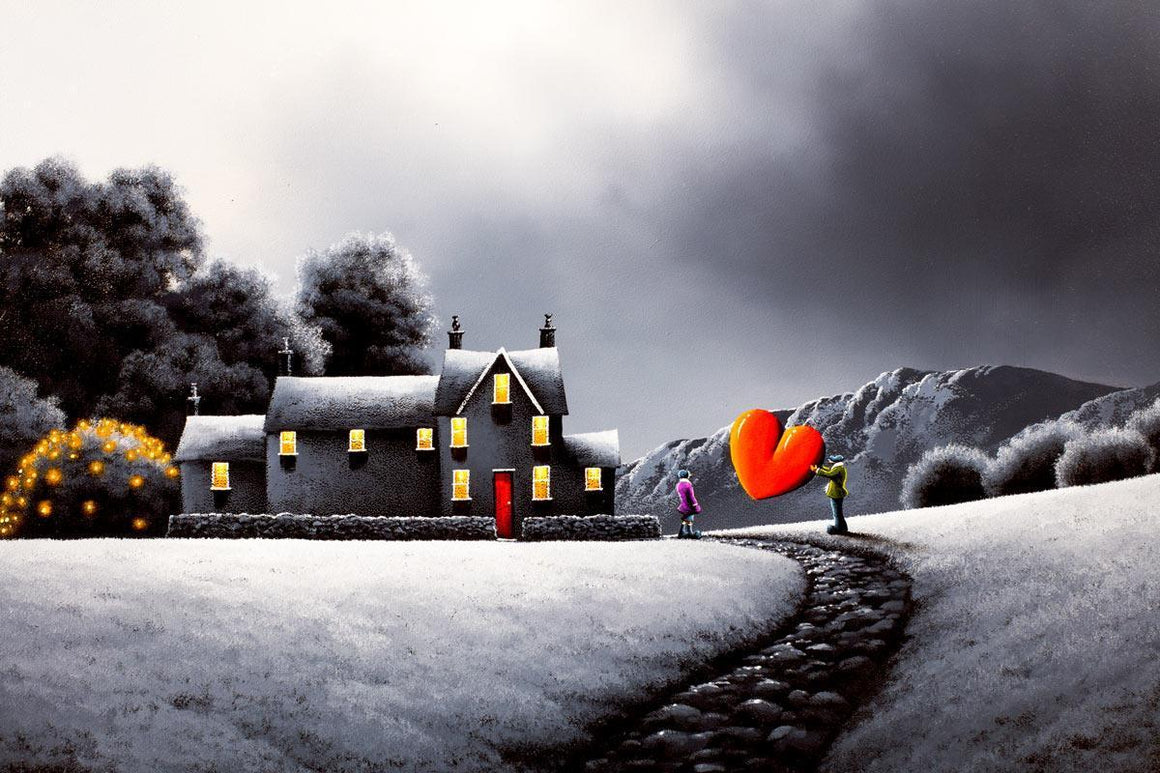 Love Is Enough - Original David Renshaw