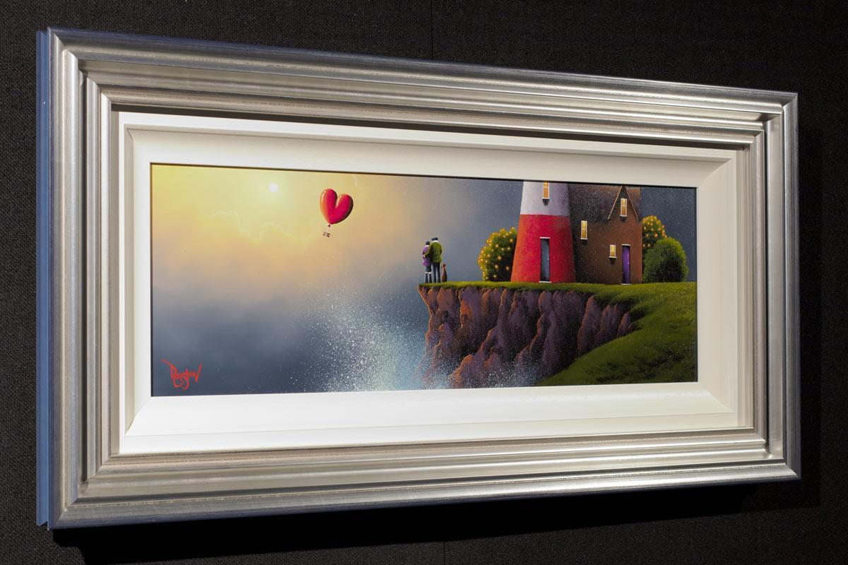 Love Is On The Way David Renshaw Framed