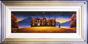 Love Makes a House a Home - SOLD David Renshaw