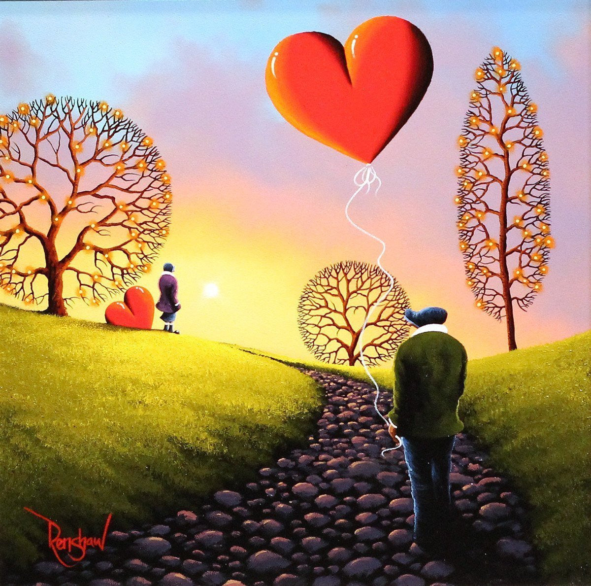 Love on the Horizon - SOLD David Renshaw