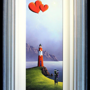 Love Shine A Light - SOLD David Renshaw