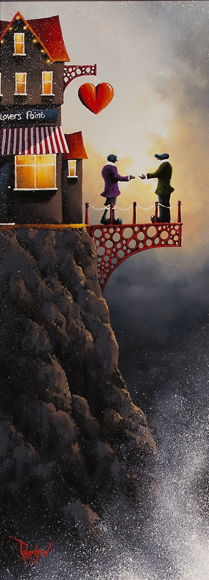 Lovers Point - SOLD David Renshaw