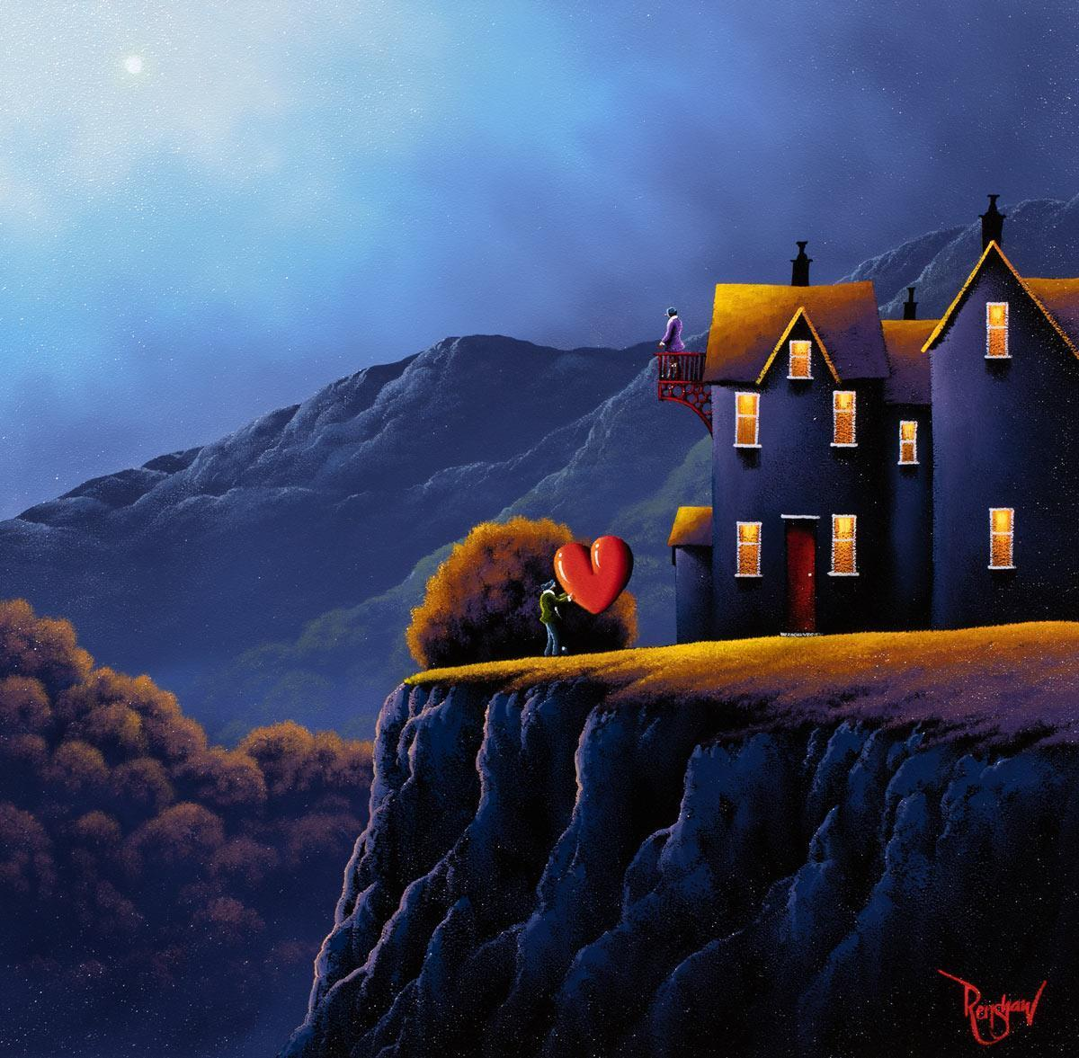 Mad For You David Renshaw Framed