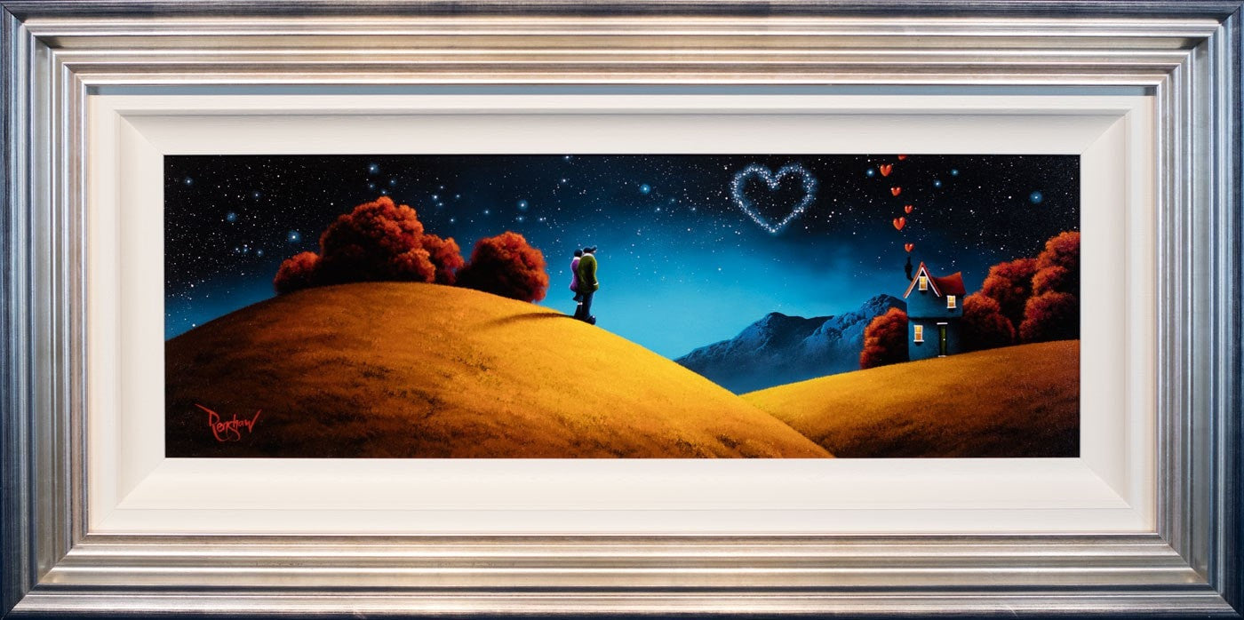 Made of Stars - SOLD David Renshaw