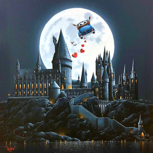 Magic in the Moonlight - Edition David Renshaw